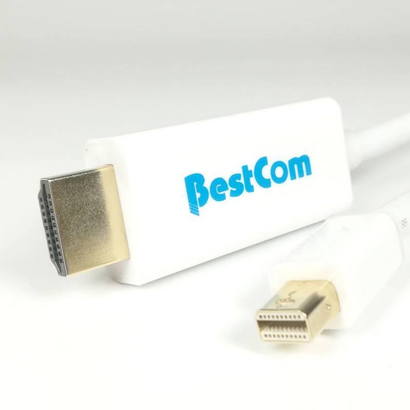 BestCom  - Cable Mini Displayport a HDMI 4K