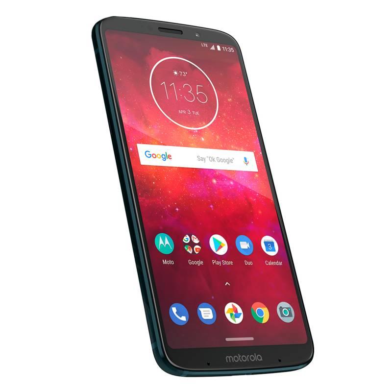 Motorola - Celular Moto Z3 Play
