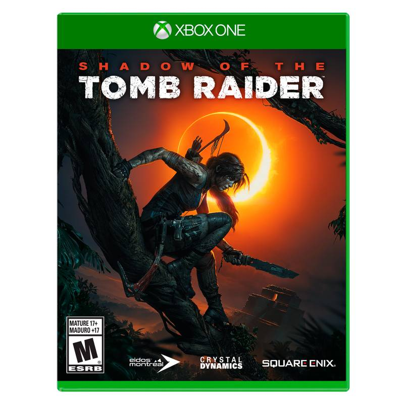 Square Enix - Videojuego Shadow Of The Tomb Raider Xbox One