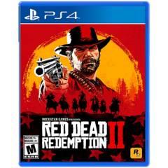 Rockstar Games - Videojuego Red Dead Redemption 2 PS4