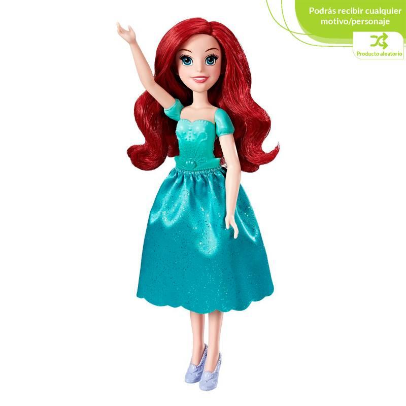 Disney - Disney Princesas Fashion Surtidas