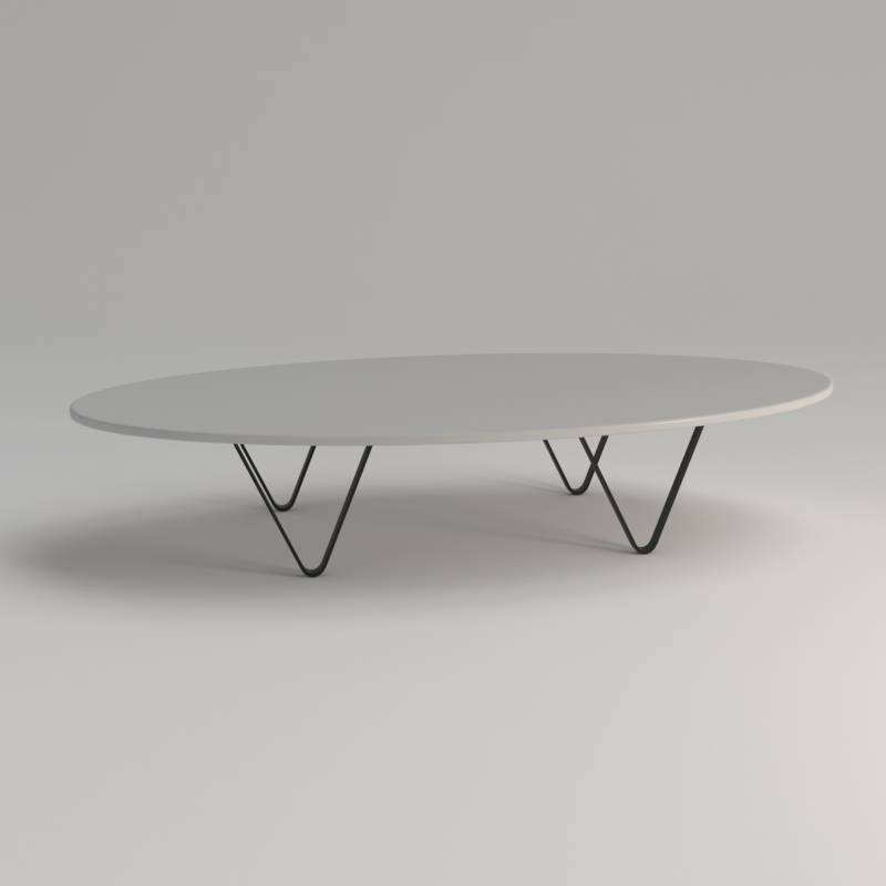 DKO Design - Mesa Centro Ovalada