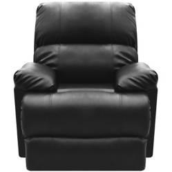 Relax Home - Silla Reclinable 90 cm Cuero sintético Relax
