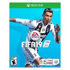 EA Sports - Videojuego FIFA 19 Xbox One