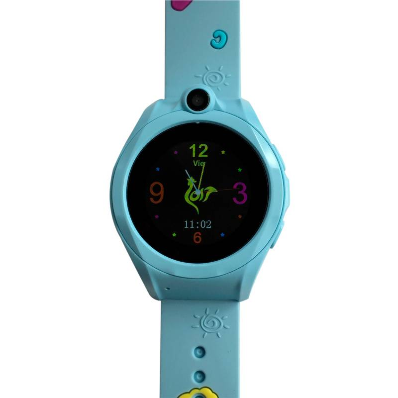 Zoom - Smartwatch Smart Kids Zoom GPS-Azul