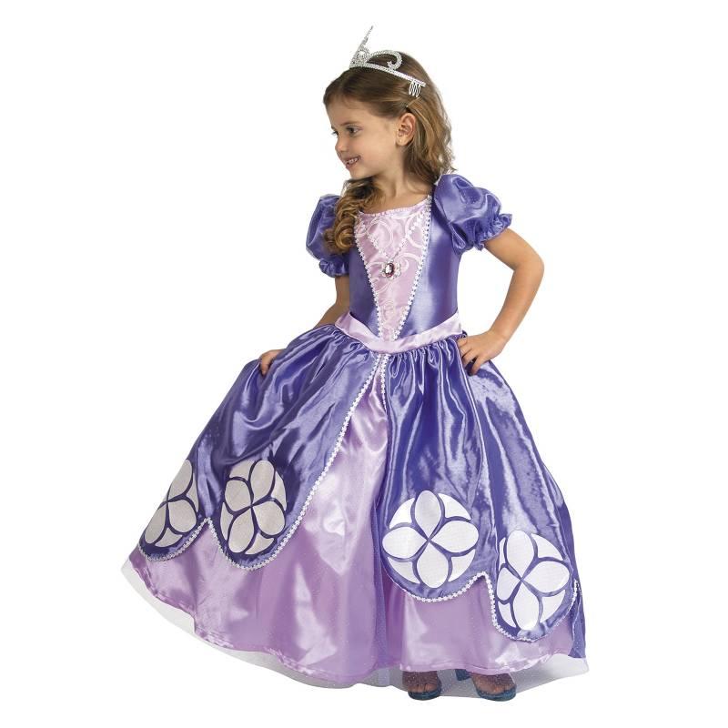 Disney - Disfraz Princes Sofía