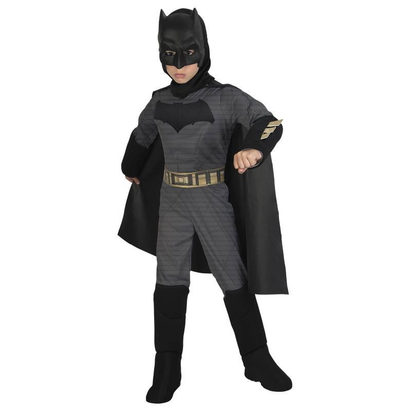 Warner - Disfraz Bat Man Justice League DLX 2017