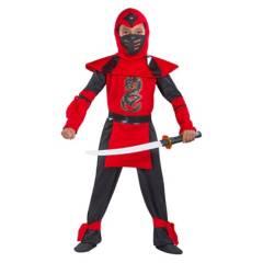 Fantastic Night - Disfraz de Samurai Ninja  A