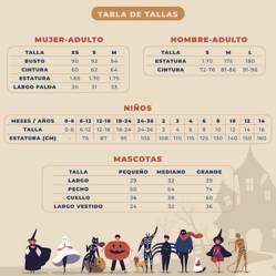 Fantastic Night - Disfraz Princesa Bella