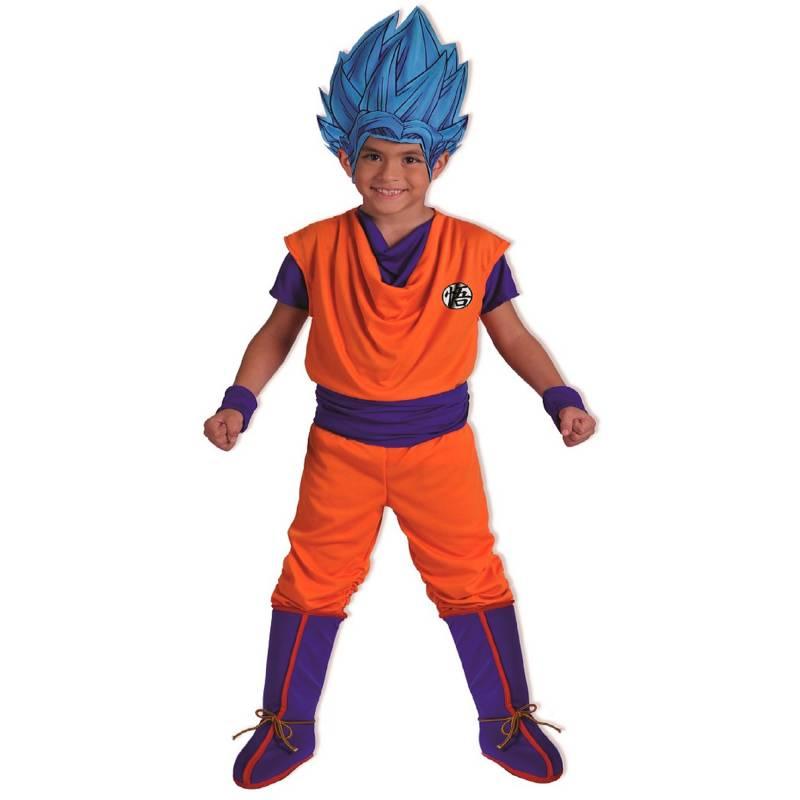 Fantastic Night - Disfraz Goku