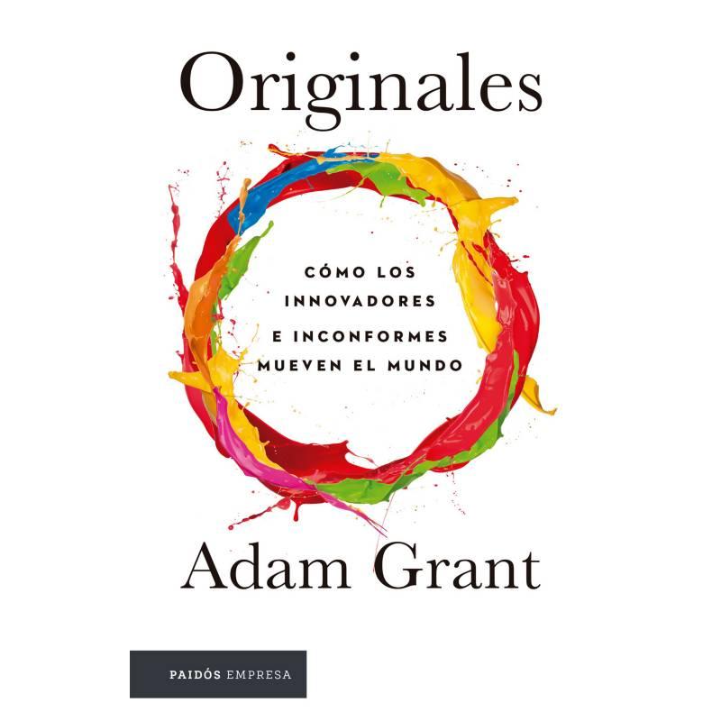 Editorial Planeta - Originales - Adam Grant