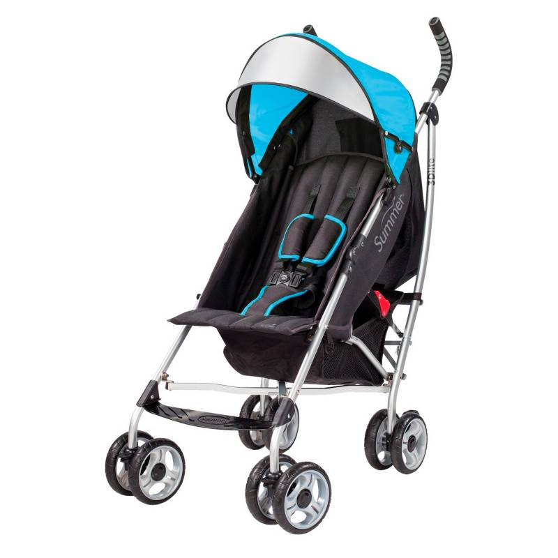 Summer Infant - Coche Paseador Azul