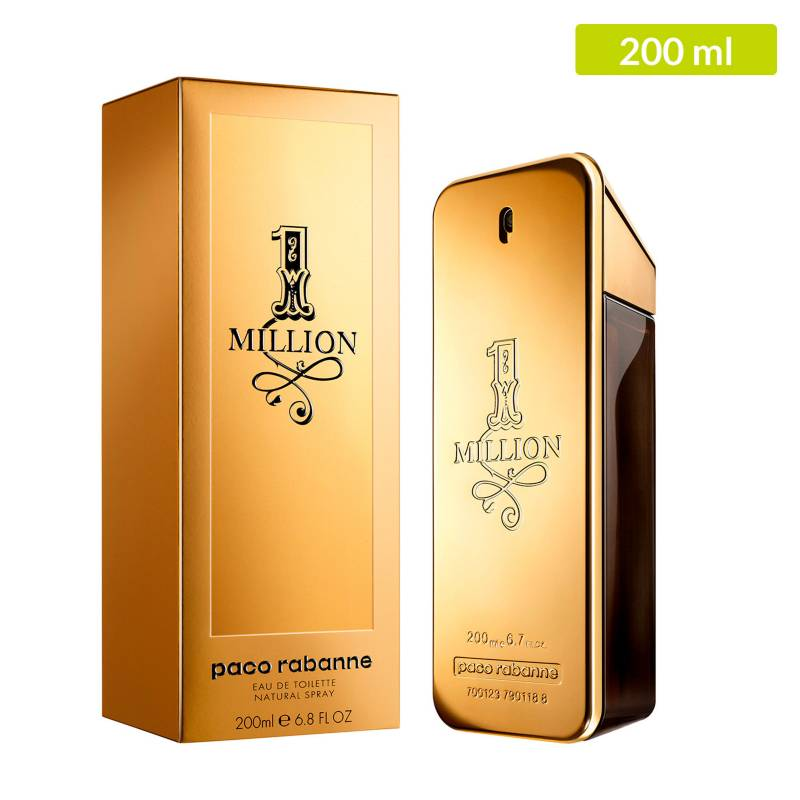 Paco Rabanne - Perfume 1 Million Men EDT 200 ml
