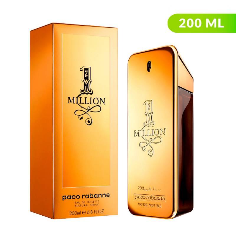 Paco Rabanne - Perfume One Million Men EDT 200 ml