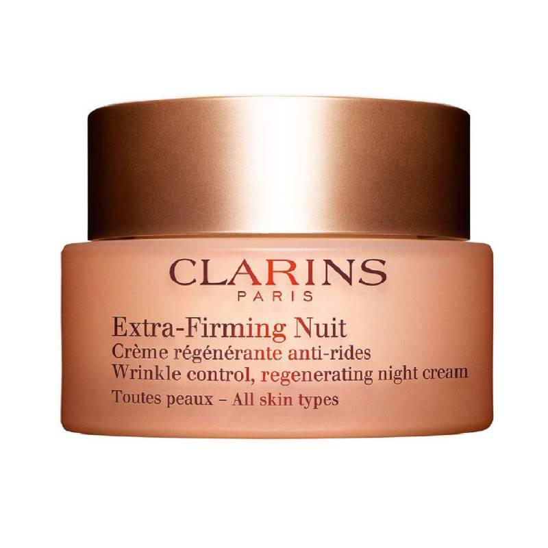 Clarins - Crema Anti-Edad Nocturna Extra-Firming 50 ml Clarins