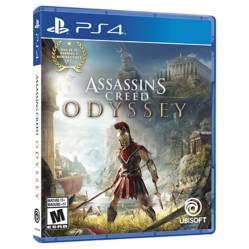Videojuego Assasins Creed Odyssey PS4