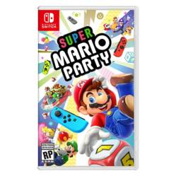 Nintendo - Videojuego Super Mario Party Nintendo Switch
