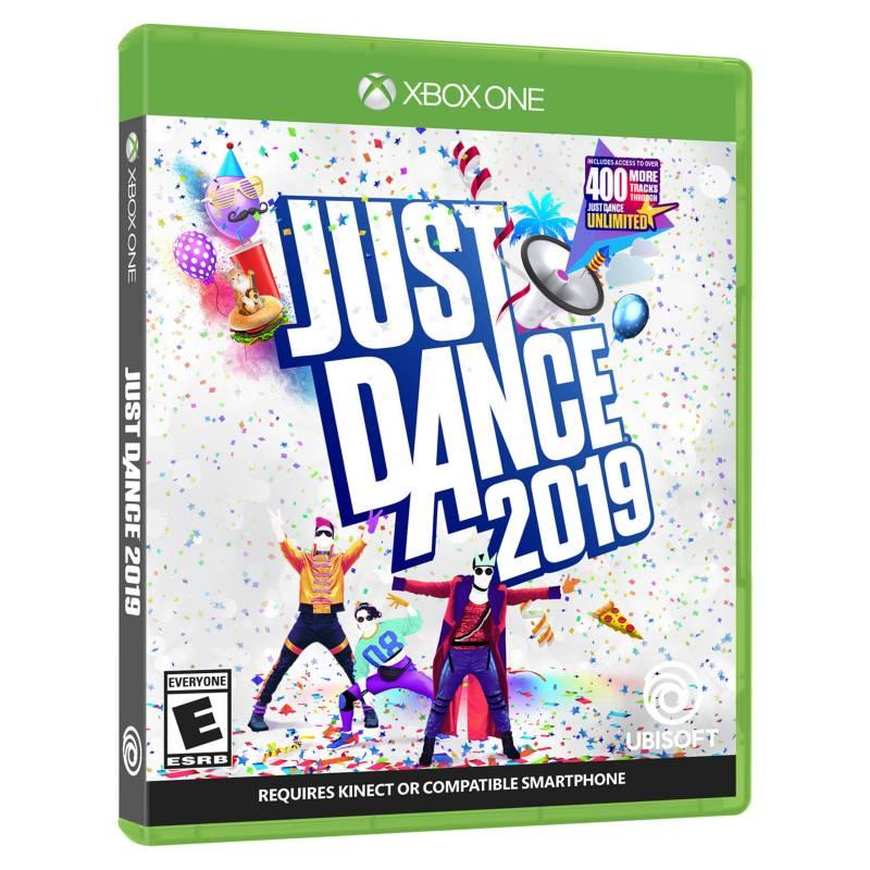 Ubisoft - Videojuego Just Dance 2019 Xbox One
