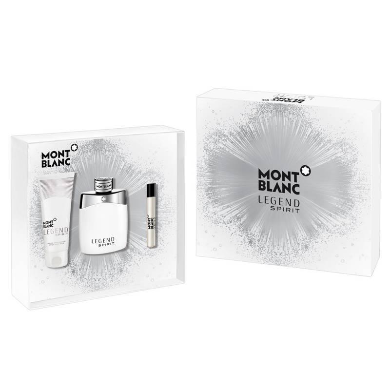 Montblanc - Set de Perfume Montblanc Legend Spirit Hombre