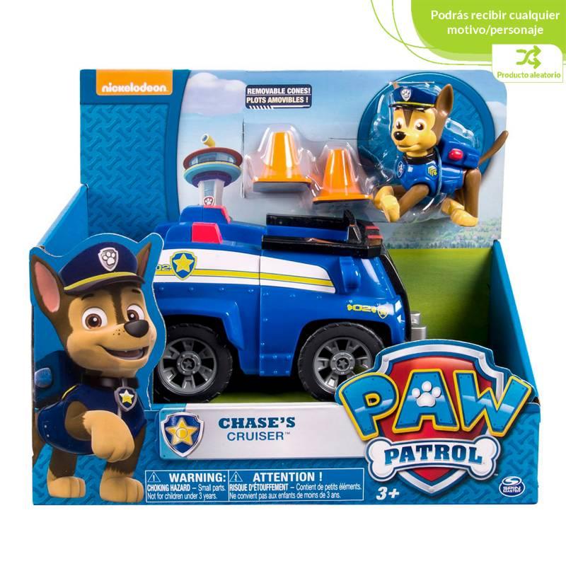Paw Patrol - Vehículo Básico