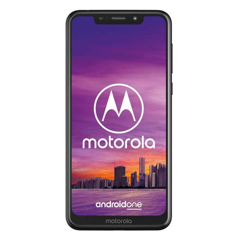 Motorola - Celular Moto One 64GB