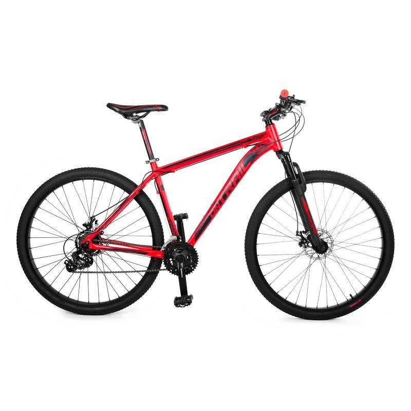 On Trail - Bicicleta de montaña BIC0731-3 Rin 27.5