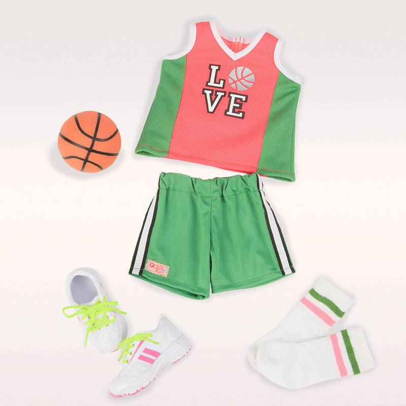 Our Generation - Uniforme de Basketball