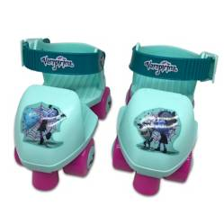 Mini Patines Ajustables Vampirina de Disney