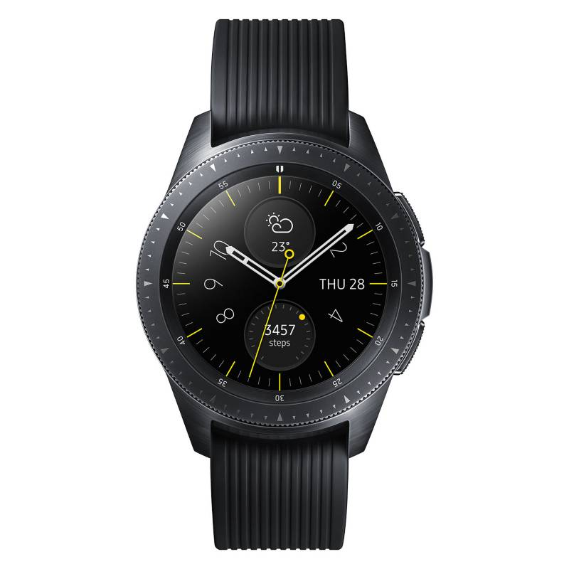 Samsung - Smartwatch Galaxy Watch 42 mm R810