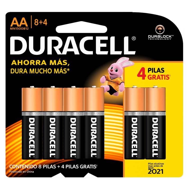 DURACELL - Pilas Duracell AA Blister x 12