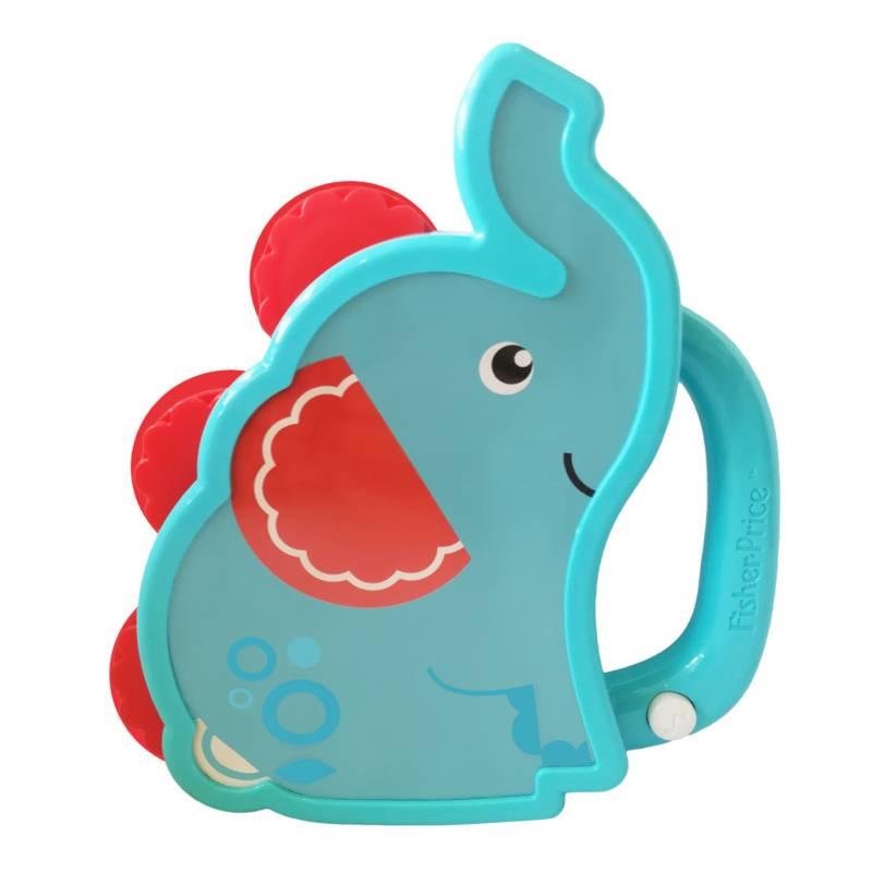 Fisher Price - Elefante Pandereta