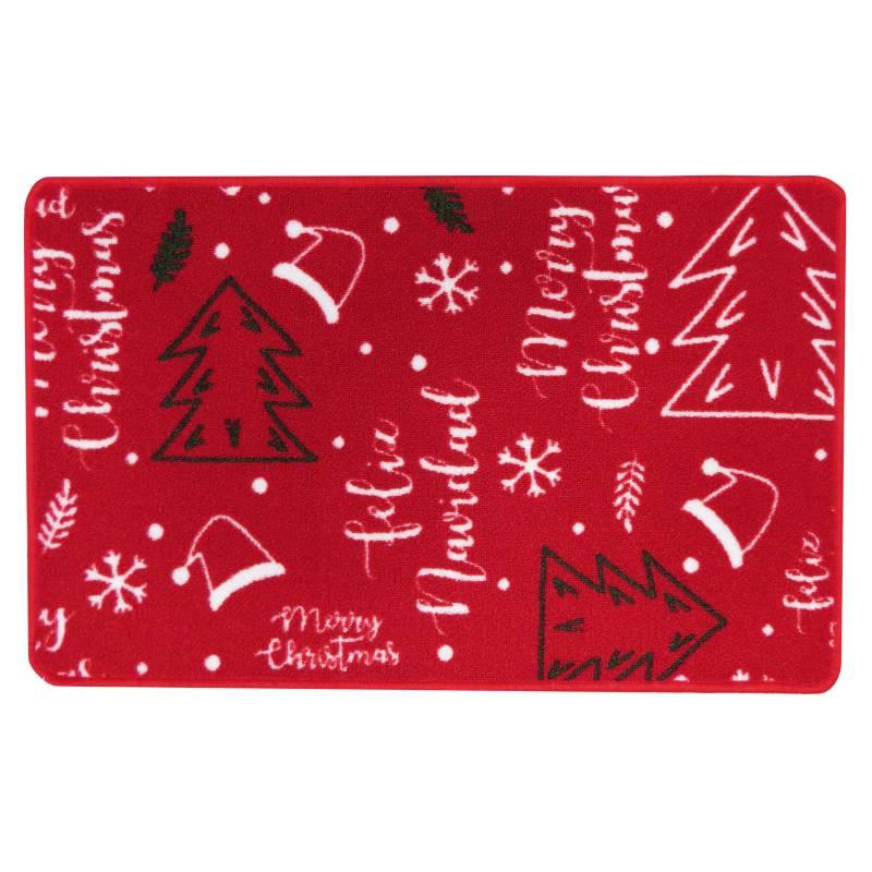 Cuperz - Tapete Navidad Texto 50 x 80 cm