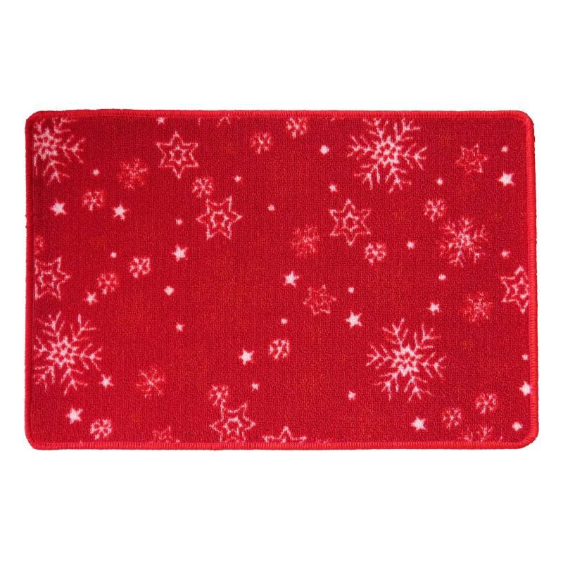 Cuperz - Tapete Navidad Estrellas 50 x 80 cm
