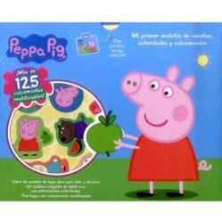 Editorial Planeta - Peppa Pig Mi primer maletín actividades