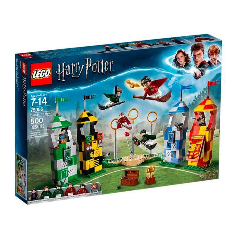 Lego - Lego Harry Potter - Partido de Quidditch