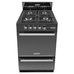 Abba - Cocina a gas 4 quemadores AG 202-3N VE