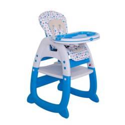 Silla de Comer Merly 626 Azul