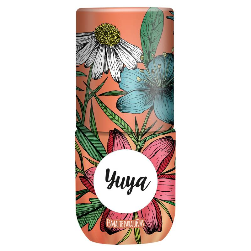 Yuya - Esmalte Échate flores