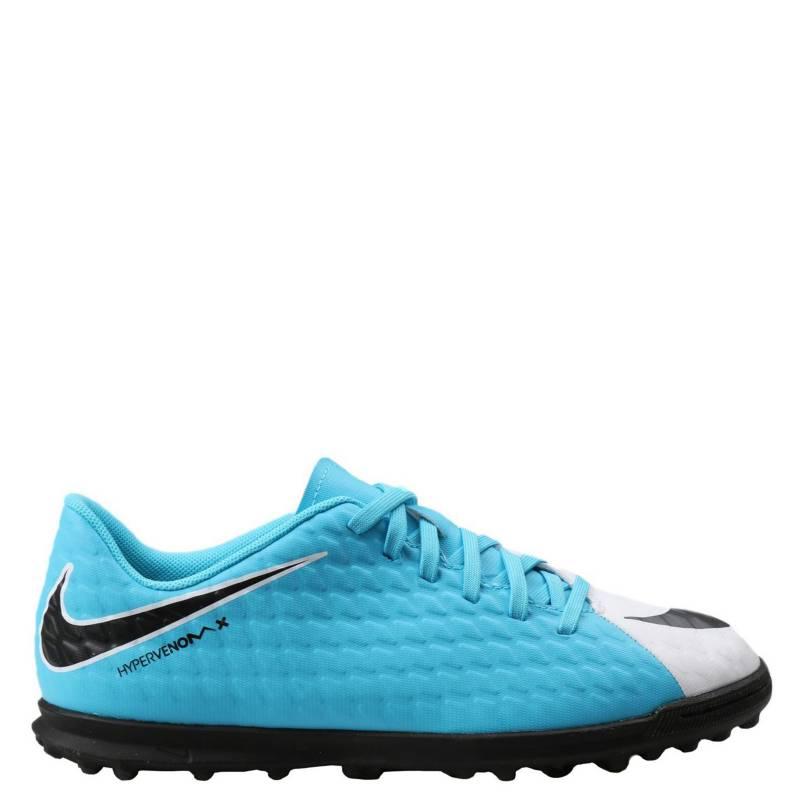 Nike - Tenis Fútbol Niño Hypervenomx Phade III Tf