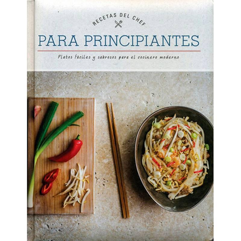 Editorial Planeta - Recetas Del Chef Para Principiantes