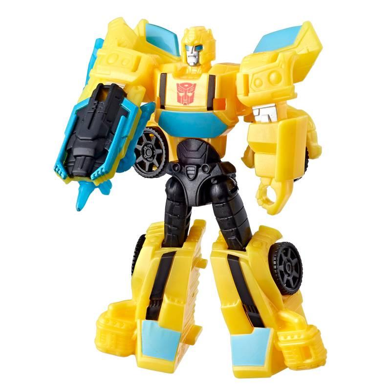 Transformers - Transformer Cyberverse Scout Bumblebee