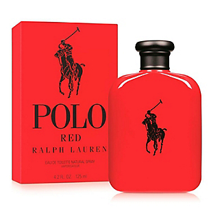 Perfume Hombre Polo Red EDT 125 ml