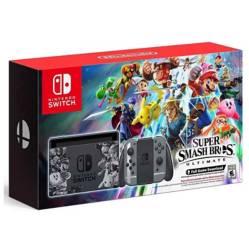 Consola Nintendo Switch Super Smash Bros. Bundle 32GB