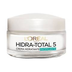 Loreal - Crema Hidratante Matificante-Hidra Total 5 50 ml