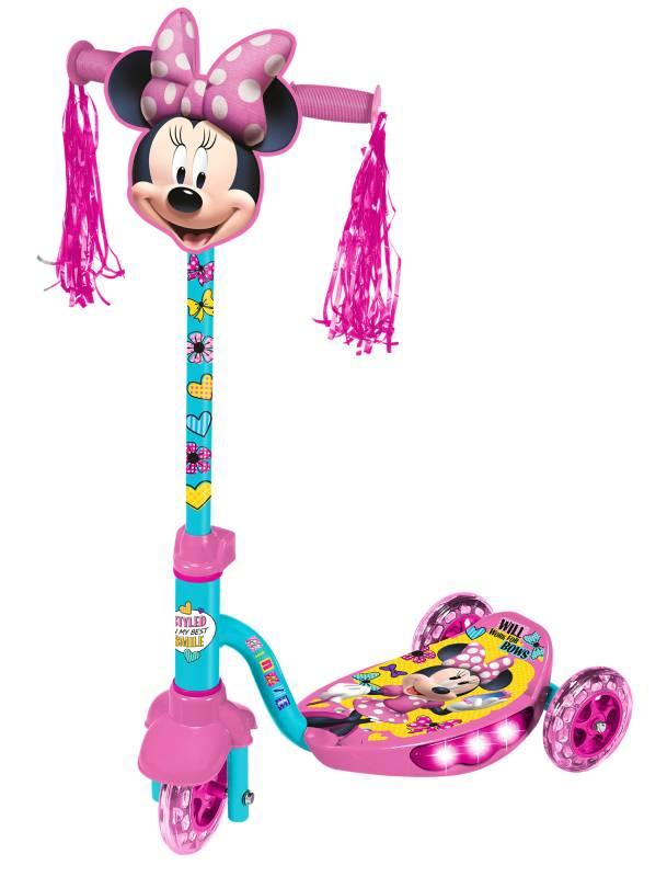 Minnie - Scooter Flashing