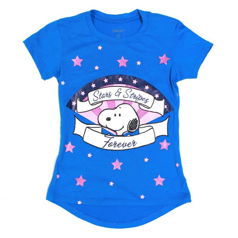 Snoopy - Camiseta Niñas