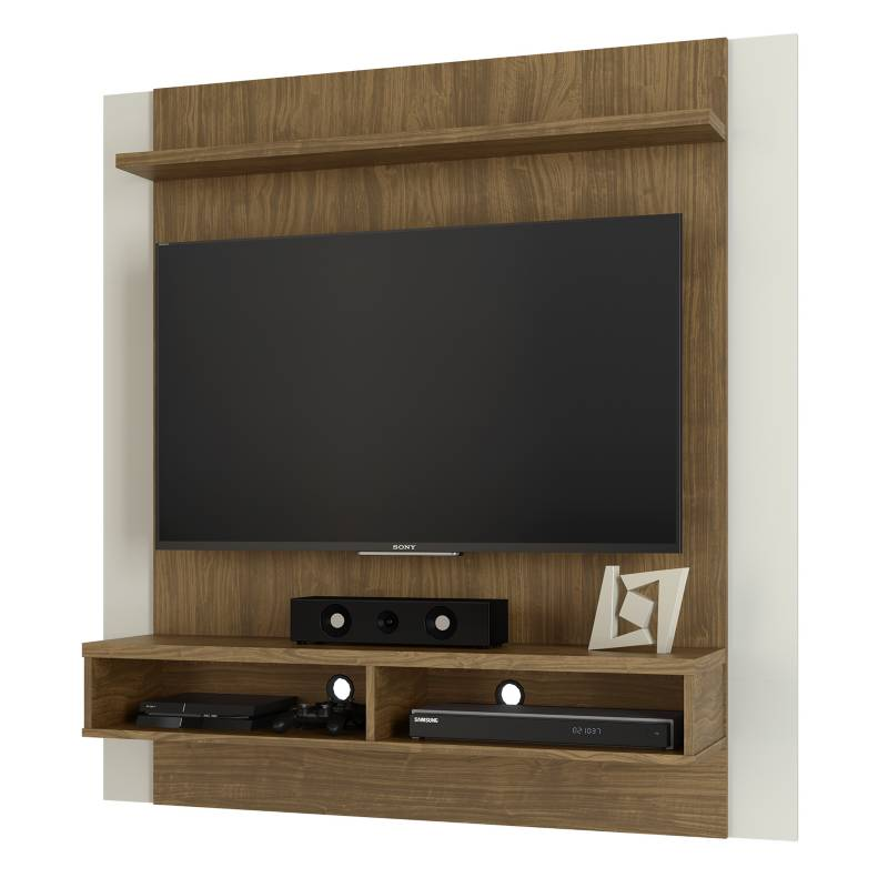 Mica - Panel Para Tv Capri Blanco