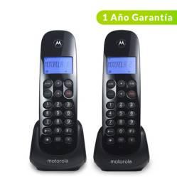 Motorola - Teléfono inalámbrico M700-2 CA