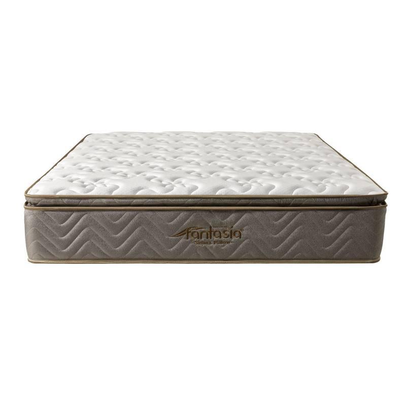 Colchones Fantasia - Colchón Sencillo Sigma Pillow Suave