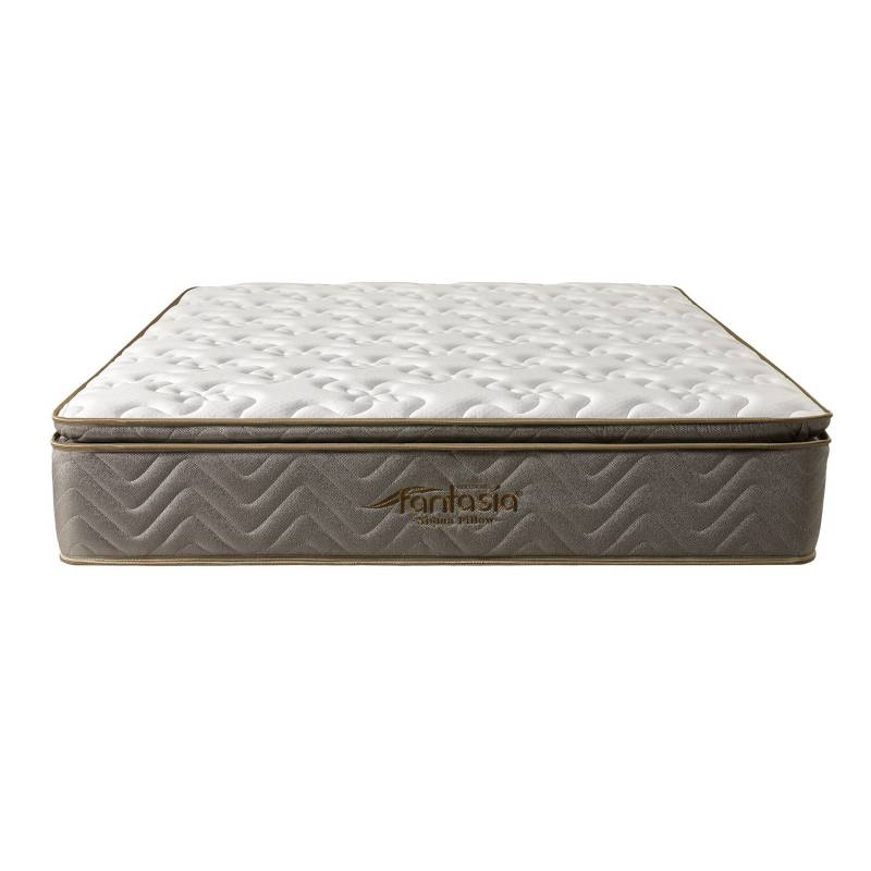 Colchones Fantasia - Colchón Queen Sigma Pillow Suave